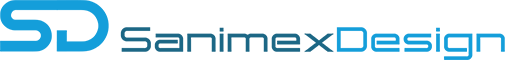 Sanimex Design Logo